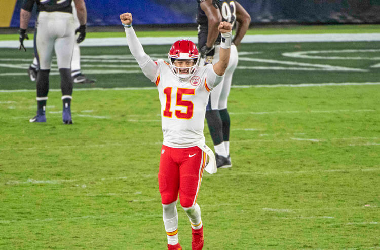NFL Week 2 Odds: Chiefs Favored on the Road in Primetime
