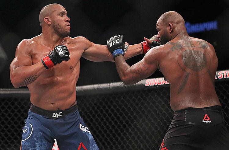 UFC 265 Lewis vs Gane Picks: Heavyweight Marathon