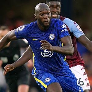 Romelu Lukaku Chelsea EPL title odds