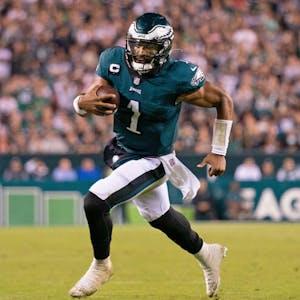 Jalen Hurts Philadelphia Eagles