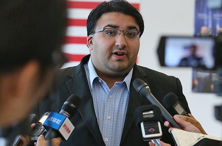 Ohio Senator Niraj Antani (R-Miamisburg)