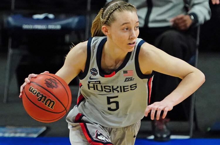 Paige Bueckers NCAA Connecticut Huskies