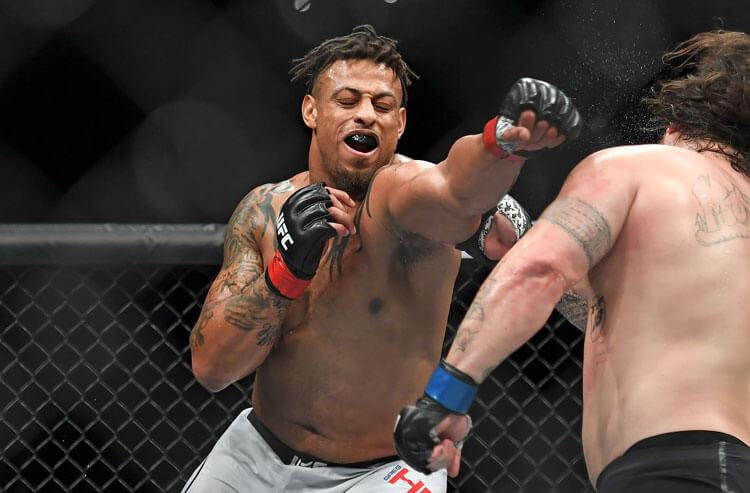 How To Bet - UFC 264 Tuivasa vs Hardy Picks: Heavyweight Slug Fest