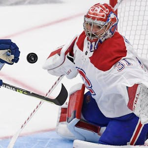 Carey Price Montreal Canadiens NHL Stanley Cup Finals