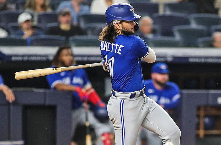 Bo Bichette Toronto Blue Jays MLB