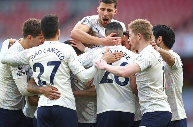 Champions League Futures Odds: City Maintain Top Spot