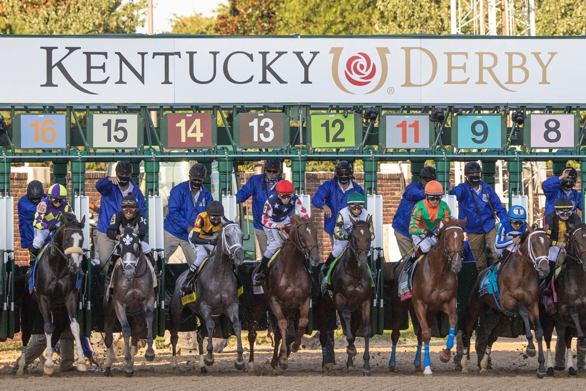 How To Bet - Kentucky Derby Post Positions Set