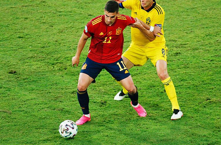 Ferran Torres Spain Euro 2020