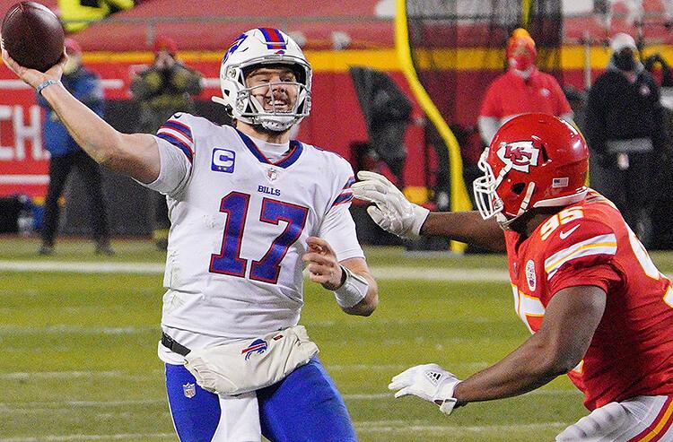 Josh Allen Buffalo Bills NFL