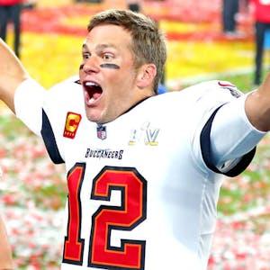 Tampa Bay Buccaneers Tom Brady