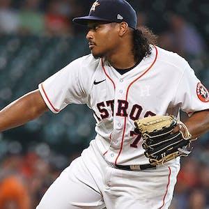 Luis Garcia Houston Astros MLB
