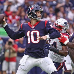 Davis Mills Houston Texans NFL