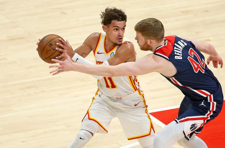 Trae Young Atlanta Hawks NBA