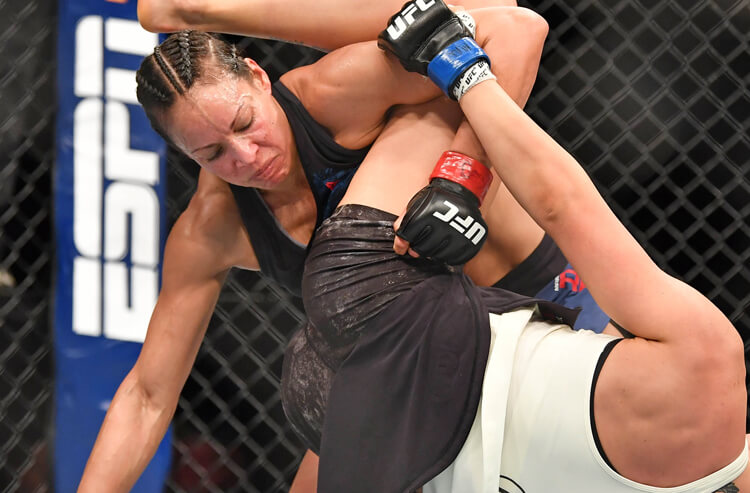 How To Bet - UFC Fight Night Reneau vs Tate Picks: As Tate Would Have It...