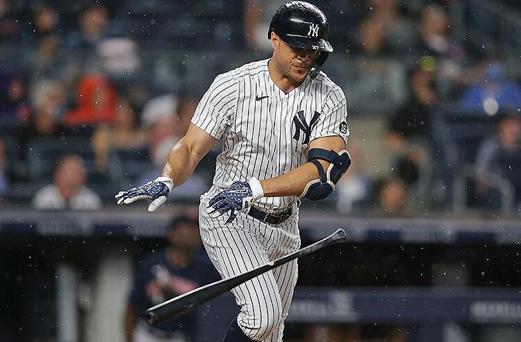 Giancarlo Stanton New York Yankees MLB