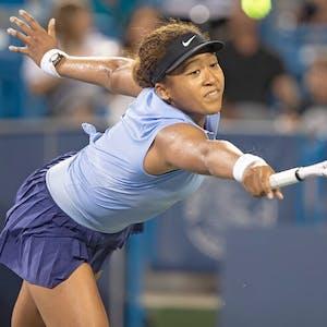 Naomi Osaka US Open tennis