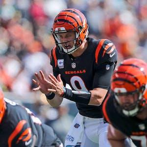 Joe Burrow Cincinnati Bengals NFL