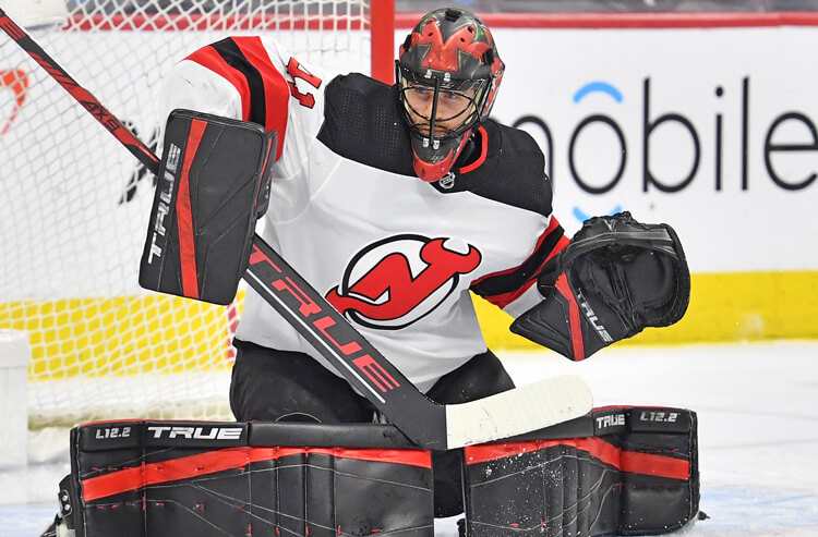 Scott Wedgewood New Jersey Devils NHL