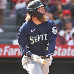 Jake Fraley Seattle Mariners MLB