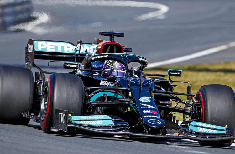 F1 Lewis Hamilton Mercedes