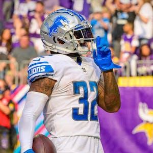 D'Andre Swift Detroit Lions NFL