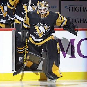 Tristan Jarry Pittsburgh Penguins NHL