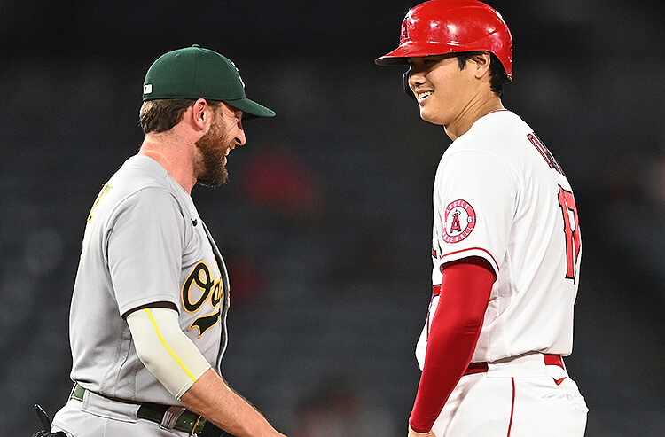 A's vs Angels Picks and Predictions: Will All-Rookie Matchup Jump-Start These Dormant Offenses?