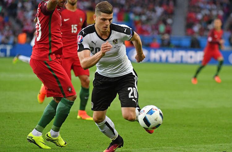 Marcel Sabitzer Austria national team soccer