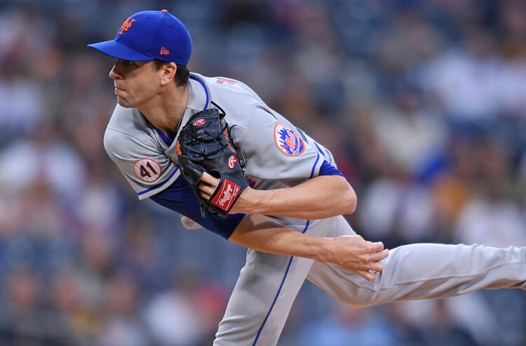 Jacob deGrom MLB New York Mets