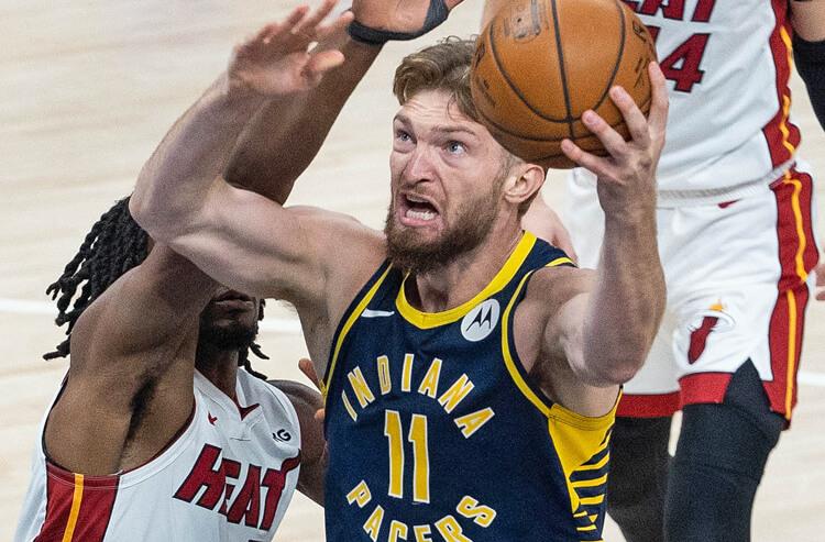 Domantas Sabonis NBA Indiana Pacers