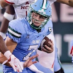 Michael Pratt Tulane Green Wave college football