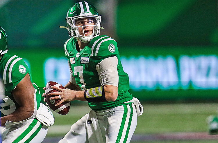 2021 CFL Most Outstanding Player Odds: Roughriders QB Fajardo Early Betting Favorite
