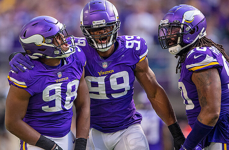 How To Bet - Vikings vs Panthers Week 6 Picks and Predictions: Minnesota Has Better QB, Weapons, Value