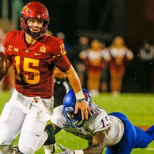 Brock Purdy Iowa State Cyclones college football