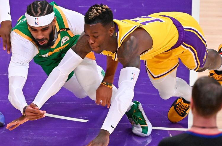 Lakers vs Mavericks Picks: The Brow Grows Back In