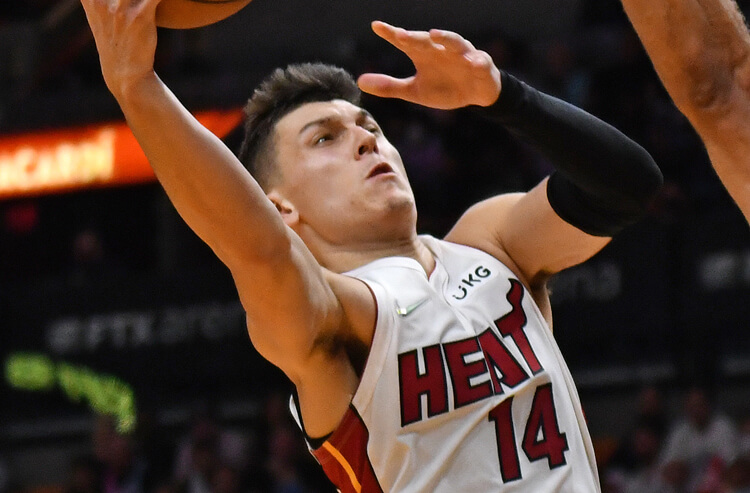NBA Sixth Man of the Year Odds: Herro Jumps Out in Front