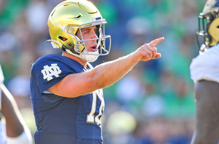 Notre Dame vs Wisconsin Picks and Predictions: Showdown at Soldier