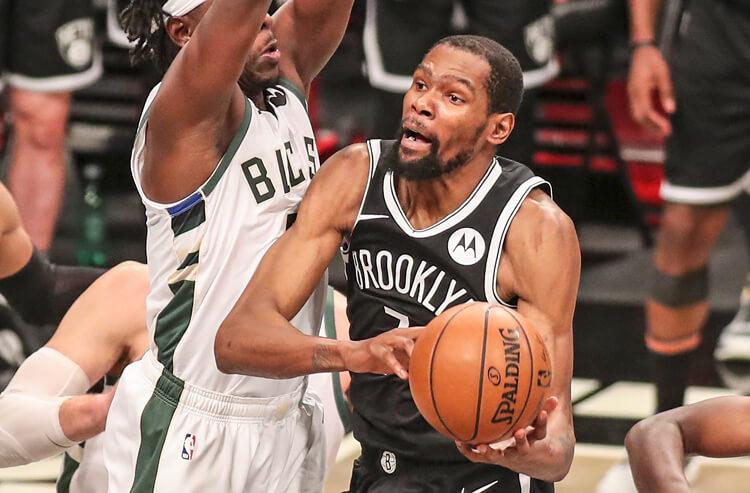 Nets vs Bucks Picks and Predictions: KD Spoils Ring Party