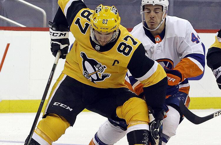 Sidney Crosby Pittsburgh Penguins NHL