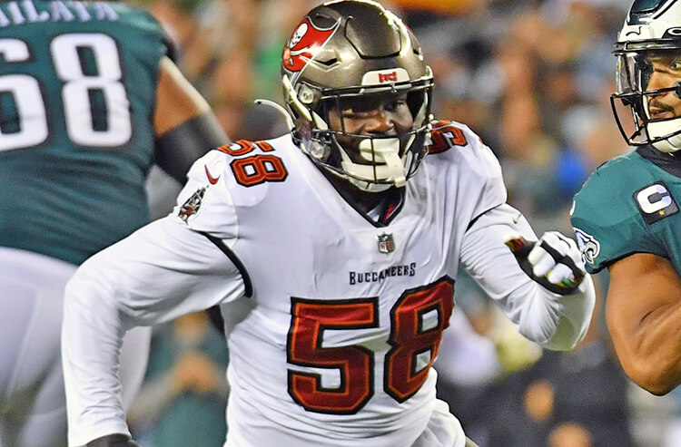 How To Bet - NFL Week 7 Bet Now or Bet Later: Jump On the Bears-Buccaneers Under As Soon As Possible