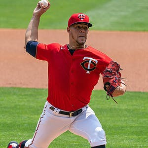 Jose Berrios Minnesota Twins MLB