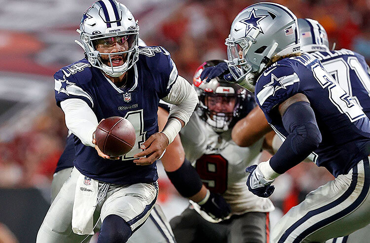How To Bet - NFL Week 3 Odds: Cowboys Slim Home Faves on MNF