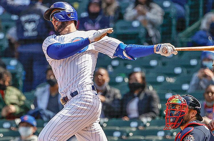 Kris Bryant Chicago Cubs MLB