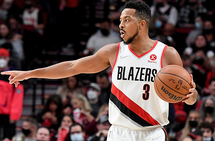 Today's NBA Player Prop Picks: McCollum Continues To Rain Triples Against The Clippers