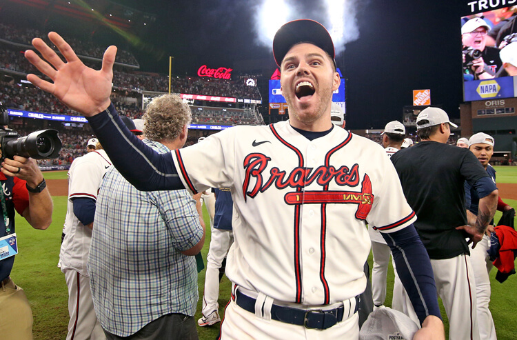 2021 World Series Odds: Braves Now Best Bet