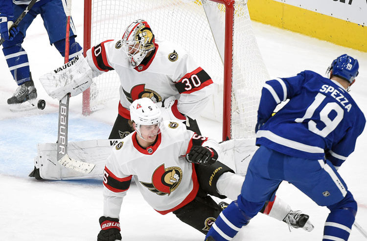 How To Bet - Maple Leafs vs Senators Picks and Predictions: The Battle of Ontario Renews in Ottawa