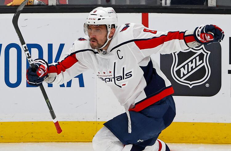 Alex Ovechkin NHL Washington Capitals