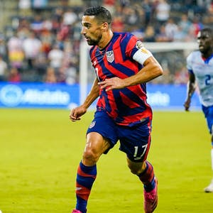 Sebastian Lletget USMNT soccer CONCACAF Gold Cup