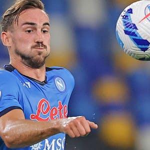 Fabian Ruiz Napoli Serie A