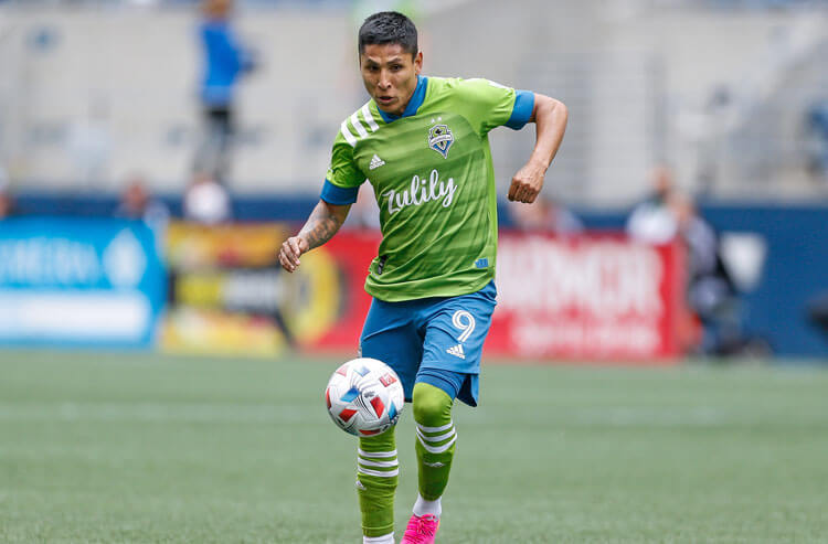 MLS Cup Odds: Sounders Ahead of Crew for Top Spot
